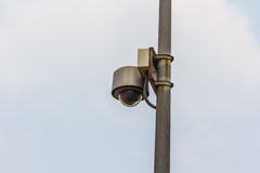 Security cctv cameras. Close circuit security  cctv cameras Royalty Free Stock Photo