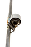 Security cctv cameras. Close circuit security  cctv cameras Royalty Free Stock Photography