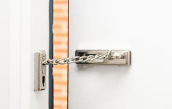 Security chain Royalty Free Stock Image
