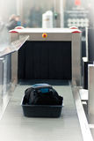 Security check at the airport Royalty Free Stock Photography