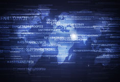 Security Coding Stock Photography