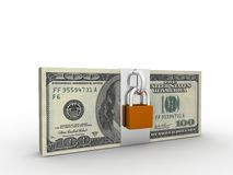Security concept Royalty Free Stock Images