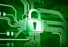 Security concept Royalty Free Stock Image