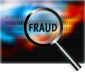 Security Concept Focus Fraud Stock Images