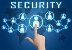 Security Royalty Free Stock Photos