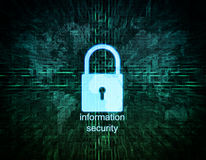 Security concept Royalty Free Stock Photography