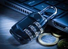 Security Concept, Safe Connection Stock Photos