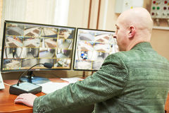 Free Security Concept. Video Monitoring Surveillance Security System Stock Photography - 91496702