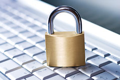 Security conception Royalty Free Stock Images