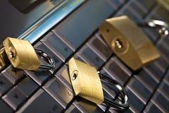Security conception Stock Photos