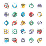 Security Cool Vector Icons 4 stock illustration