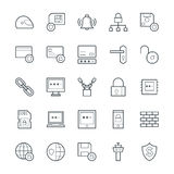 Security Cool Vector Icons 3. Here is useful Security icons. Hope you can find great use for them in web protection, protection shield, security. You will find Royalty Free Stock Photos