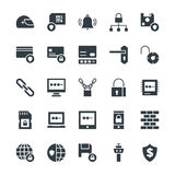 Security Cool Vector Icons 3. Here is useful Security icons. Hope you can find great use for them in web protection, protection shield, security. You will find Royalty Free Stock Images
