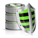 Security Database Concept Royalty Free Stock Image