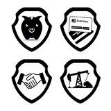 Security design Stock Image