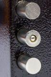 Security door lock Stock Images