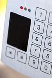 Security Entry Pad Stock Photography