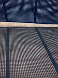 Security Fence Mesh Barrier Royalty Free Stock Photography