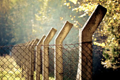 Security fencing Stock Photography