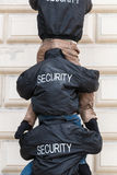 Security Funny Pic Stock Photo