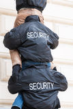 Security Funny Pic Royalty Free Stock Photography