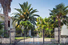 Security gate Royalty Free Stock Photos