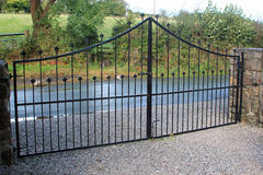 Security gates Royalty Free Stock Photos