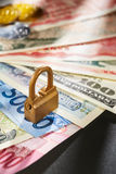 Security on global investment Royalty Free Stock Photos