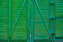 Security Green Gate Royalty Free Stock Image