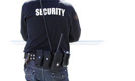 security guard Royalty Free Stock Photos