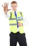 Security guard Stock Photos