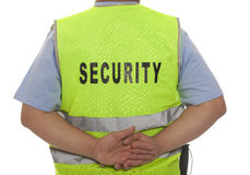 Security guard Stock Image