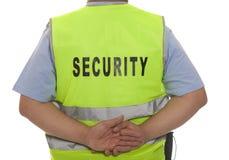 Security guard Stock Image