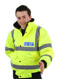 Security guard Stock Photo