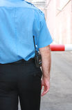 Security guard Stock Images