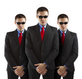Security guards royalty free stock images
