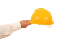 Security Helmet Royalty Free Stock Image