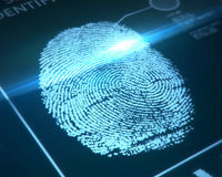 Security identification Stock Photos
