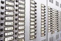 Security Intercom Stock Images