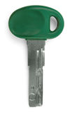 Security key Royalty Free Stock Photo