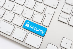 Security key and lock sign royalty free stock images
