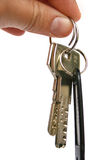 Security keys Royalty Free Stock Images