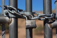 Security lock Stock Image