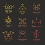 Security Logos Stock Photo
