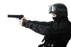 Security Man Royalty Free Stock Image