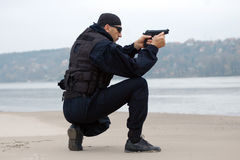 Security man Royalty Free Stock Photography