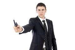 Security Man Stock Photo