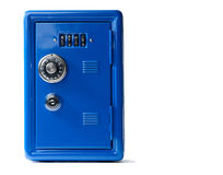 Security metal safe Stock Photography