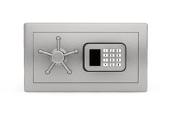 Security metal safe Royalty Free Stock Photography