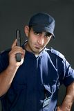 Security Officer Stock Photography